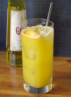 The Classic: Harvey Wallbanger: The simple 1970s cocktail