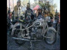 Concentración Internacional de Motos Clásicas Colombres 2008.
