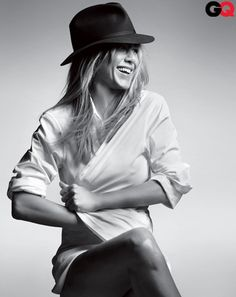 I admire Jennifer Aniston so much. I love watching her act in anything, Leprechaun included but mostly the way she carried herself during her break up and divorce was really commendable and brave and she has come out the other side being a true hero!