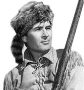 Davy Crockett coonskin hat 1950's....Had to repin on this picture. Picture stopped showing up on the other.