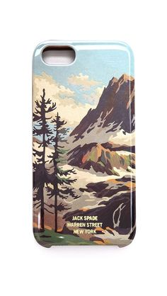 Jack Spade Paint By Number iPhone 5 Case