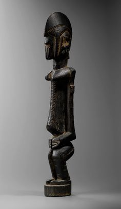 Africa | Figure from the Bamana people of Mali | Wood | ca. 1960  ||