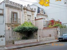 casas antiguas de Belgrano(Garcia Del Rio y Zapiola)