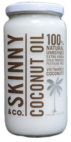 Skinny & Co. Extra Virgin Skinny Coconut Oil