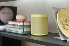 this yellow Sonos speaker is giving us LIFE