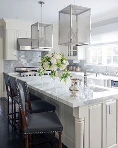KITCHENS by #samalleninteriorsfordovecote #kitchens #timeless #elegant #fairfieldcounty