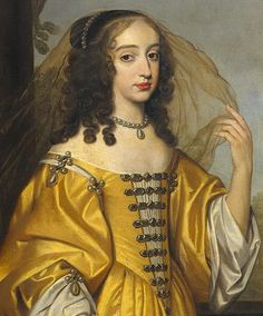 Mary, The Princess Royal (1631-1660). She was the daughter of King Charles I of…
