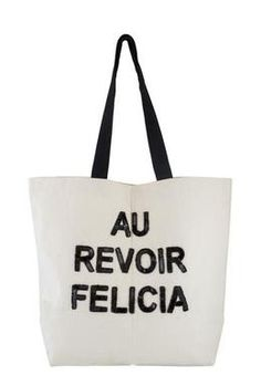 370b66755a56 Au Revoir Felicia Sequin Tote Out Of The Closet