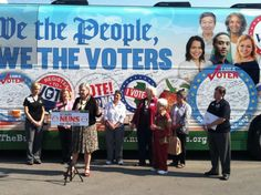 Nuns on the Bus opens its Kentucky state tour Oct. 1 with a stop in Louisville at Shively Area Ministries. (Courtesy of NETWORK)