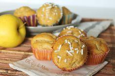 Muffin mele e cannella, per una colazione deliziosa, profumata e genuina: inizierete la giornata con il sorriso.