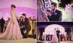 Neil Nitin Mukesh and Rukmini Post Wedding, Wedding Story, Wedding Day, Neil Nitin Mukesh, Air Tent, Cocktail Night, Green Lehenga, Looking Dapper, Tuxedo For Men