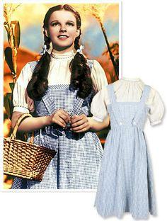 The original cornflower blue trendsetter – it's also the 75th anniversary of the Wizard of Oz