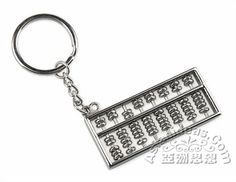 Today's Feature Product : Novelty Abacus Keychain    Before the development of numbers, people used hands and fingers to count. When counting went past 10, pebbles or stones were employed. However, merchant needed a way not only to count their own goods but also a way in which to calculate the cost of the goods. Abacus and counting board developed to fulfill such a need.