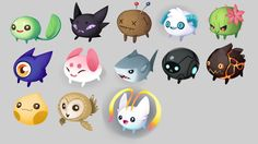 Characters Poll PLEASE COMMENT by *Sajira on deviantART