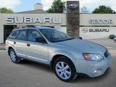 2007 Subaru Outback, 64,022 miles, $13,995.