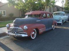 Chevy Fleet Series (1946-1948)
