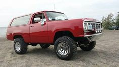 Dodge Ram Charger Dodge Trucks Lifted, Dodge Ram Pickup, Ram Trucks, Cool Trucks, Pickup Trucks, Charger Srt8, Dodge Ramcharger, Dodge Chrysler, Best Muscle Cars