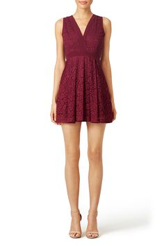Rent Cranberry Crush Dress by Free People for $30 only at Rent the Runway.