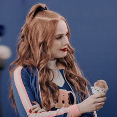 Taylor Swift and Madelaine Petsch stuffs🍧 Cheryl Blossom Riverdale, Riverdale Cheryl, Riverdale Cast, Betty Cooper, Riverdale Characters, Idol, Madelaine Petsch, Ginger Girls, Female Actresses