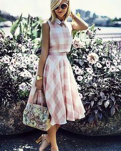 Fashion #womensfashionretroskirts