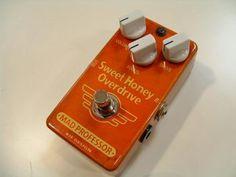 Mad Professor Sweet Honey Overdrive #Effector