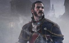 The Order: 1886 wallpaper - Background hd, 2560x1600 (575 kB)