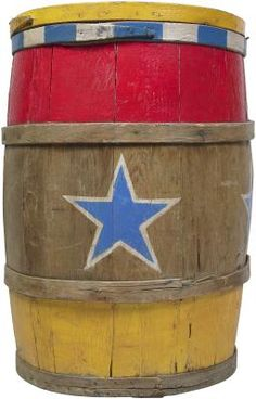 How to Paint A Rain Barrel