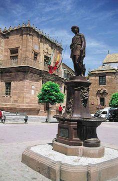 Córdoba Montoro Plaza de España