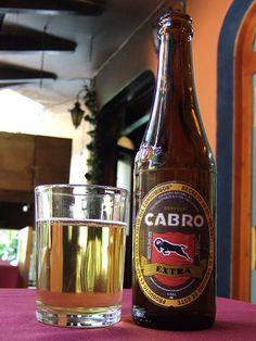 #Cabro Guatemalan #beer!! :)