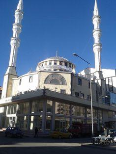 KARS'ta Hazreti Ali Cami