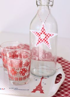 Gingham Stars   A Spoonful of Sugar