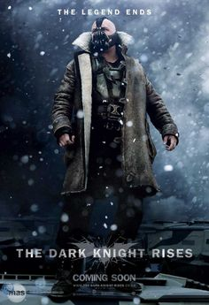"""New posters for """"The Dark Knight Rises"""" #TDKR"""