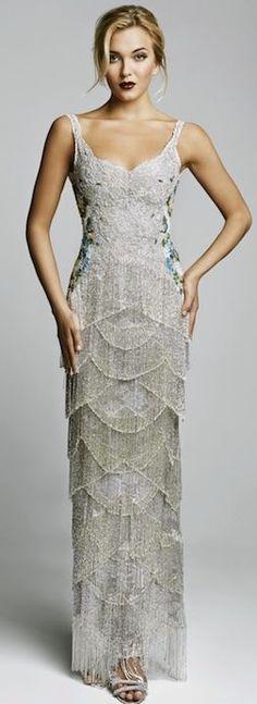 "Hamda Al Fahim 2014....Wedding Gown Possibilities? Would be ""mahvelous,"" no?"