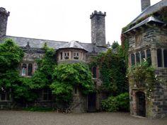 gwydir castle in wales