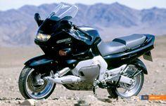 2e moto 1993 Yamaha GTS 1000 Verkocht