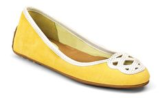 Sperry Top-Sider, who doesn't need a pair of cute yellow ballet flats?