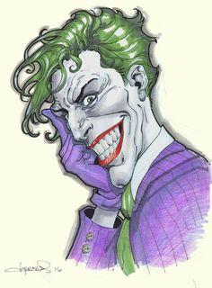 Image result for joker sketch