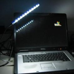USB 10 LED Light Lamp Notebook Laptop Computer PC - http://tulip-ego.com/laptop-and-notebook-computer-accessories/usb-10-led-light-lamp-notebook-laptop-computer-pc-2/