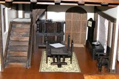 jacqueline art deco dolls house furniture - Google Search