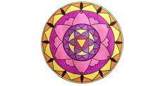 Mandalat ja värityskuvat tyynnyttävät stressaantuneen mielen