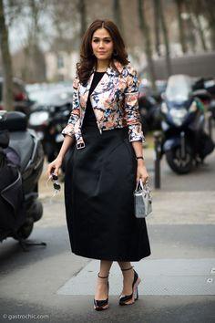 Shape shifter. After Dior, Paris.
