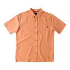 Men's O'Neill Ixtapa Shirt Light (Brown) (US Men's (Neck 14-15, Chest 35-38))