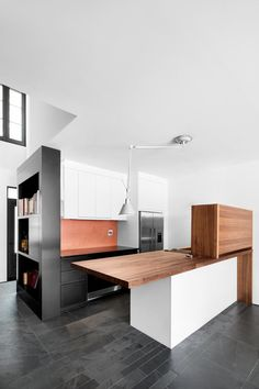 LeJeune Residence, Architecture Open Form, Montreal, Canada