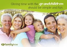 15 fun things to do with your grandchildren