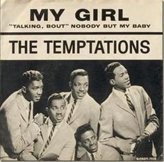 The Temptations record