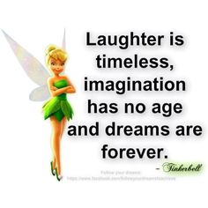 Tinkerbell has been my favorite Disney character since I was little. I have a lot of Tink stuff :)