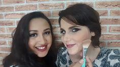 Makeup Glamouroso por Angelina Silva