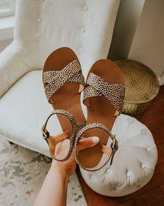 Leopard Print Sandals on Sale - My Versatile Style