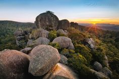 sunrise at Cathedral Rock - NSW - Australia Online Art Gallery, Worlds Largest, Cathedral, Sunrise, To Go, Australia, Community, Adventure, Places