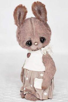 Bunny Emmie by Kayutkina+Lyubov